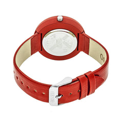 Crayo Celebration Leather-Band Watch - GENT.ONE
