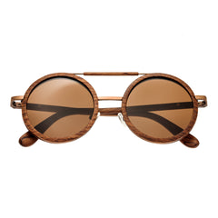 Earth Wood Bondi Polarized Sunglasses - GENT.ONE