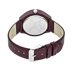 Crayo Atomic Leather-Band Watch - GENT.ONE