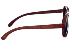 Earth Wood Cannon Polarized Sunglasses - GENT.ONE