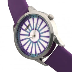 Crayo Electric Unisex Watch - Purple