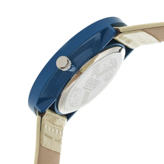Crayo Prestige Unisex Watch - Blue/Yellow