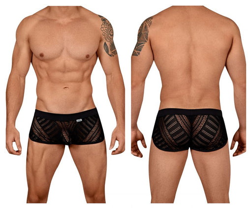 CandyMan 99444 Lace Mini Trunks