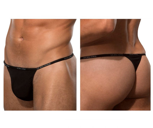Doreanse 1390-BLK Aire Thong Color Black