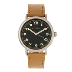 Elevon Felix Leather-Band Watch - GENT.ONE
