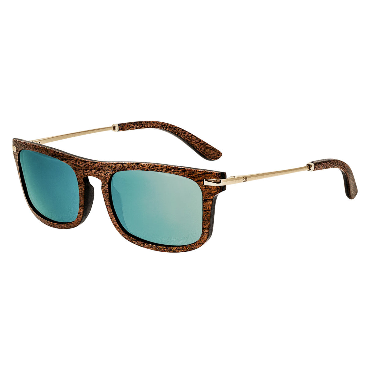 Earth Wood Queensland Polarized Sunglasses - GENT.ONE