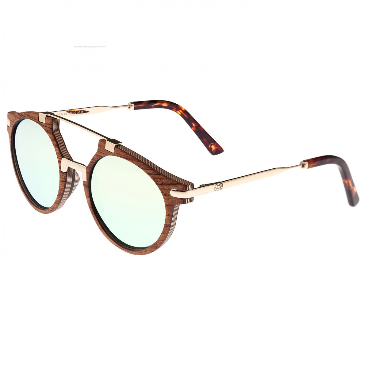 Earth Wood Petani Polarized Sunglasses - GENT.ONE
