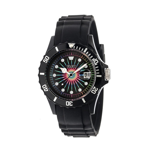 Crayo Shrine Unisex Watch w/ Magnified Date