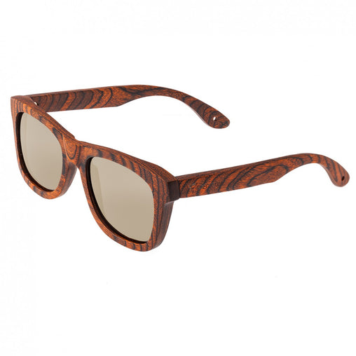Spectrum Peralta Wood Polarized Sunglasses