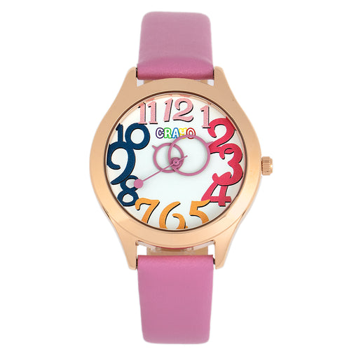 Crayo Spirit Unisex Watch