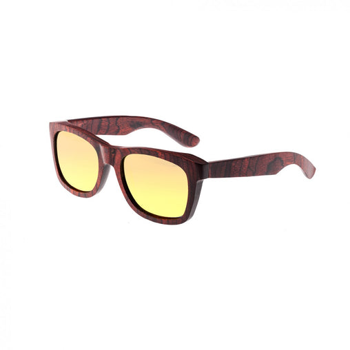 Earth Wood Panama Polarized Sunglasses
