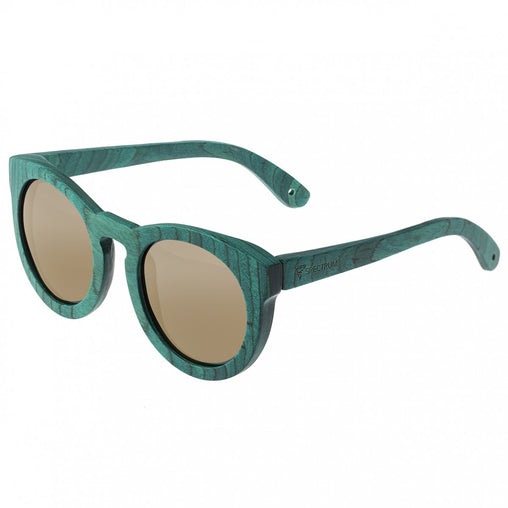 Spectrum Malloy Wood Polarized Sunglasses