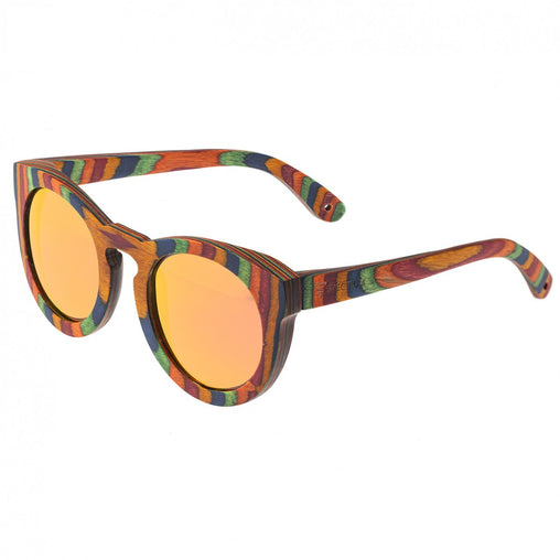 Spectrum Kekai Wood Polarized Sunglasses
