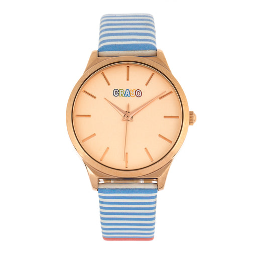 Crayo Aboard Unisex Watch