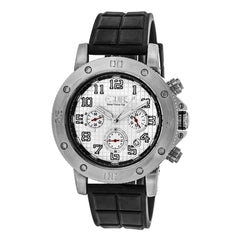 Equipe Tritium Arciform Chronograph Mens Watch w/ Date - GENT.ONE