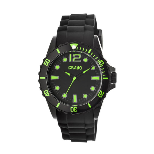 Crayo Fierce Unisex Watch