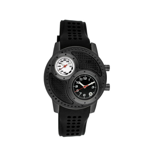 Equipe Octane Mens Two Dial Strap Watch w/ Date