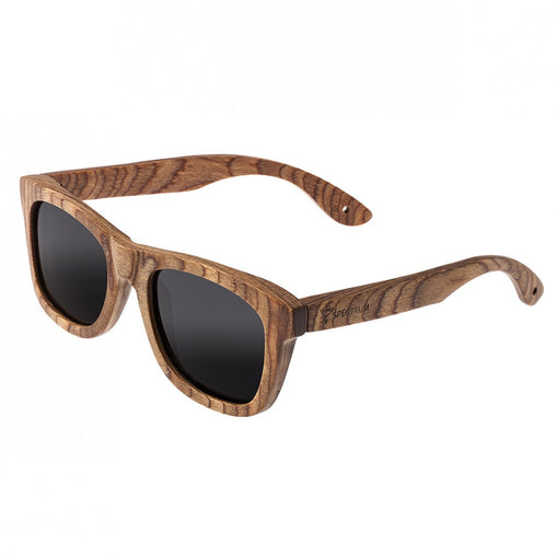 Spectrum Cipes Wood Polarized Sunglasses