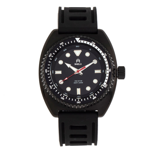Shield Dreyer Men's Diver Strap Watch