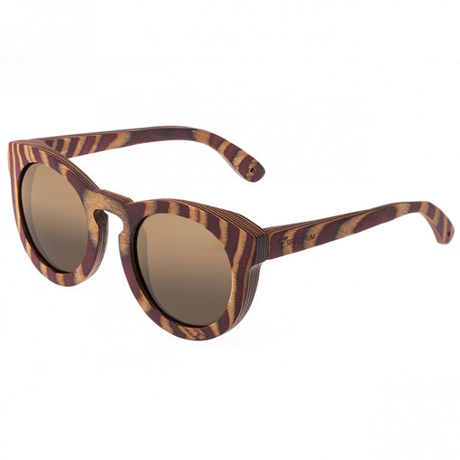 Spectrum Dorian Wood Polarized Sunglasses