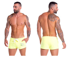 JOR 0932 Neon Athletic Shorts
