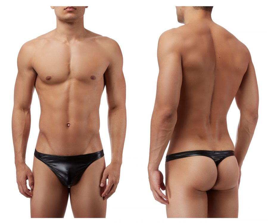 Male Power 440003 Liquid Onyx Classic Thong