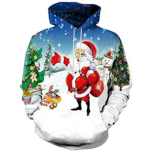 Men Hoodie With Cats 2019 New Autumn Hoodies Men Christmas Gift 3D Printed Men Women Hooded Sweatshirts Winter Tracksuit H023
