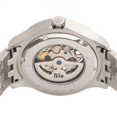 Reign Dantes Automatic Skeleton Dial Bracelet Watch - Silver