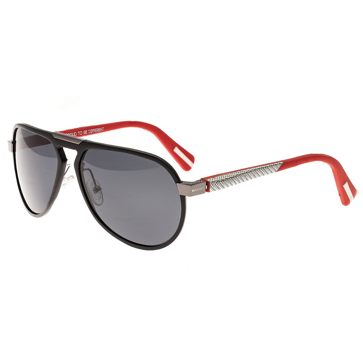 Breed Octans Titanium Polarized Sunglasses - GENT.ONE