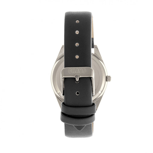 Crayo Graffiti Leather-Band Watch - GENT.ONE
