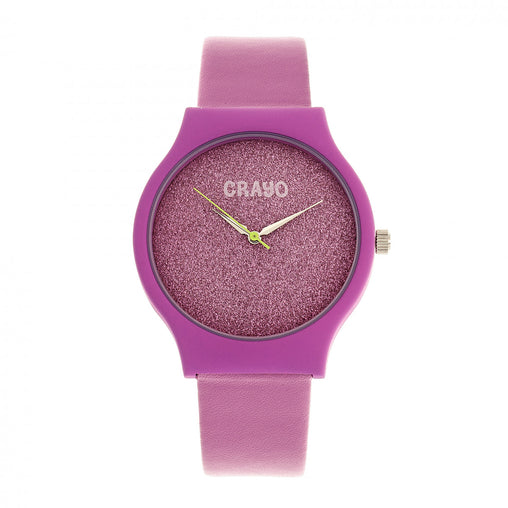 Crayo Glitter Unisex Watch - GENT.ONE