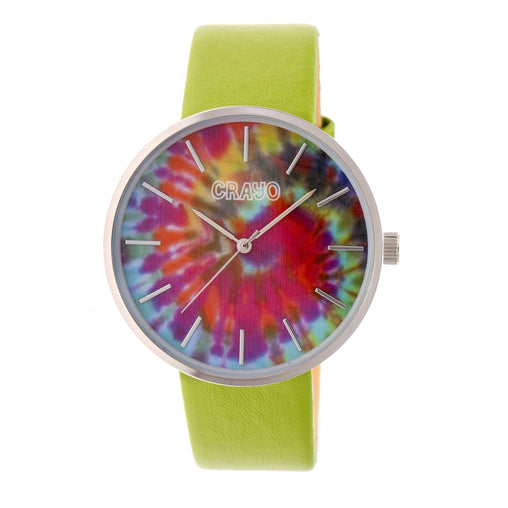 Crayo Swirl Unisex Watch - GENT.ONE