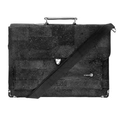 Earth Cork Briefcases Faro - GENT.ONE