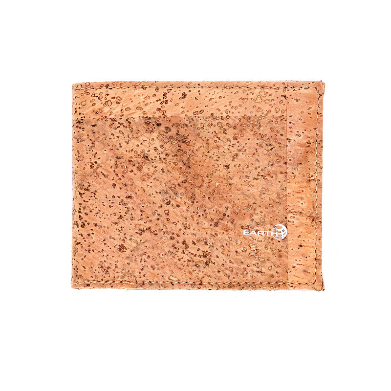 Earth Cork Wallets Amadora - GENT.ONE