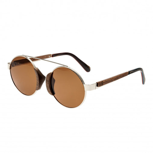 Earth Wood Talisay Polarized Sunglasses - GENT.ONE