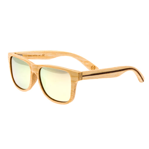 Earth Wood Solana Polarized Sunglasses - GENT.ONE