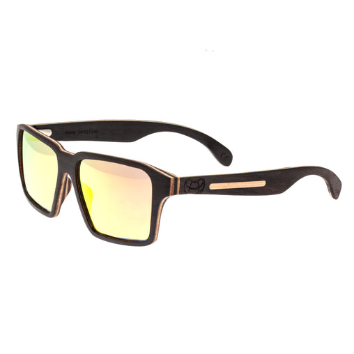Earth Wood Piha Polarized Sunglasses - GENT.ONE