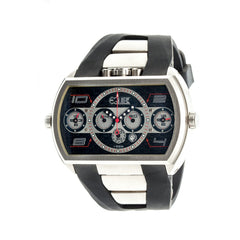 Equipe Dash Xxl Chronograph Mens Strap Watch w/ Date - GENT.ONE