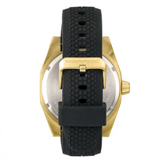 Morphic M34 Series Men's Watch w/ Day/Date - Gold/Black