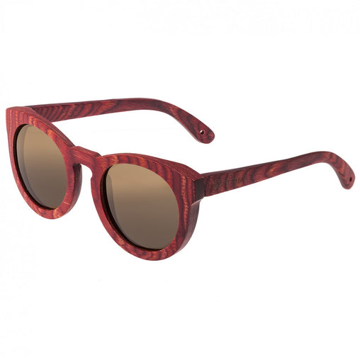 Spectrum Aikau Wood Polarized Sunglasses - GENT.ONE