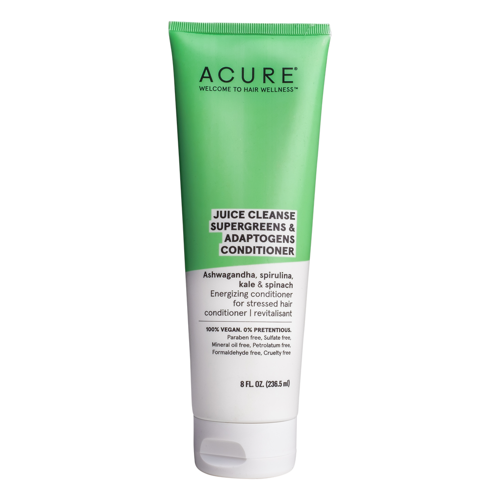 JUICE CLEANSE SUPERGREENS & ADAPTOGENS conditioner - The Beauty Zone