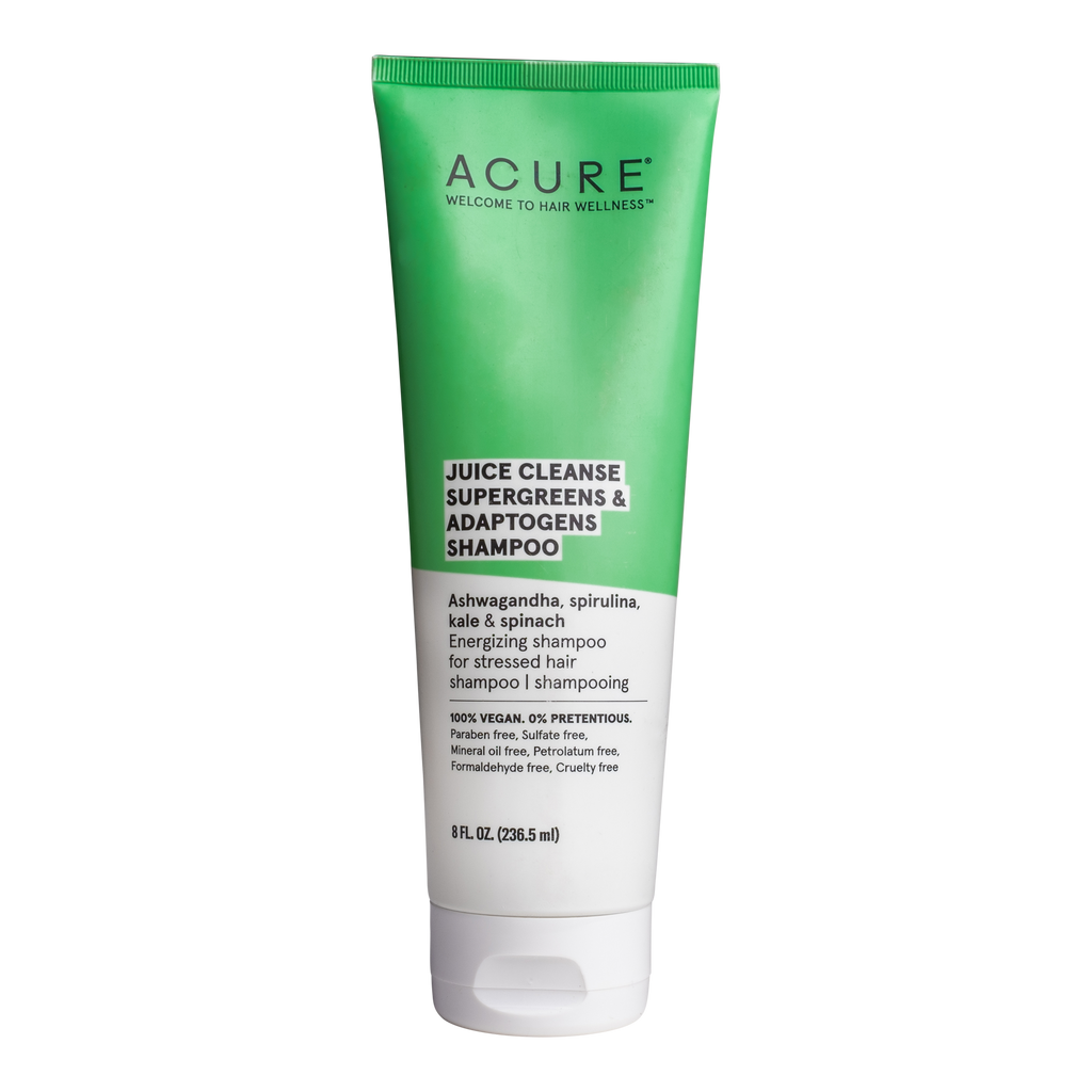 Juice Cleanse Supergreens & Adaptogens Shampoo - The Beauty Zone