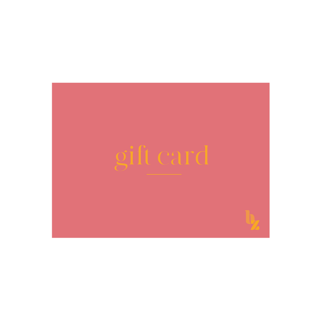Gift Card - The Beauty Zone