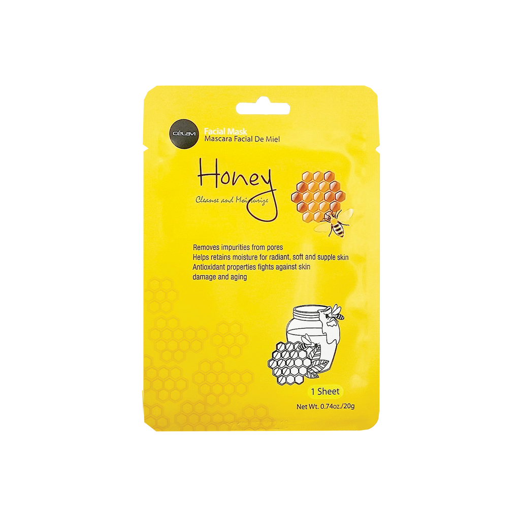 Honey Sheet Mask - The Beauty Zone