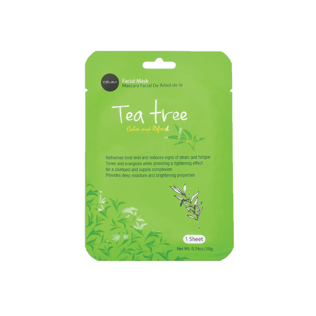 Tea Tree Sheet Mask - The Beauty Zone