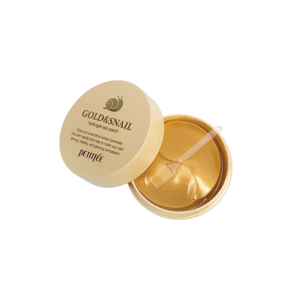 Gold And Snail Hydrogel Eye Patch - The Beauty Zone