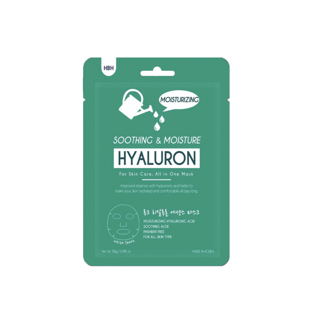 Soothing And Moisture Hyaluron Essence Mask - The Beauty Zone