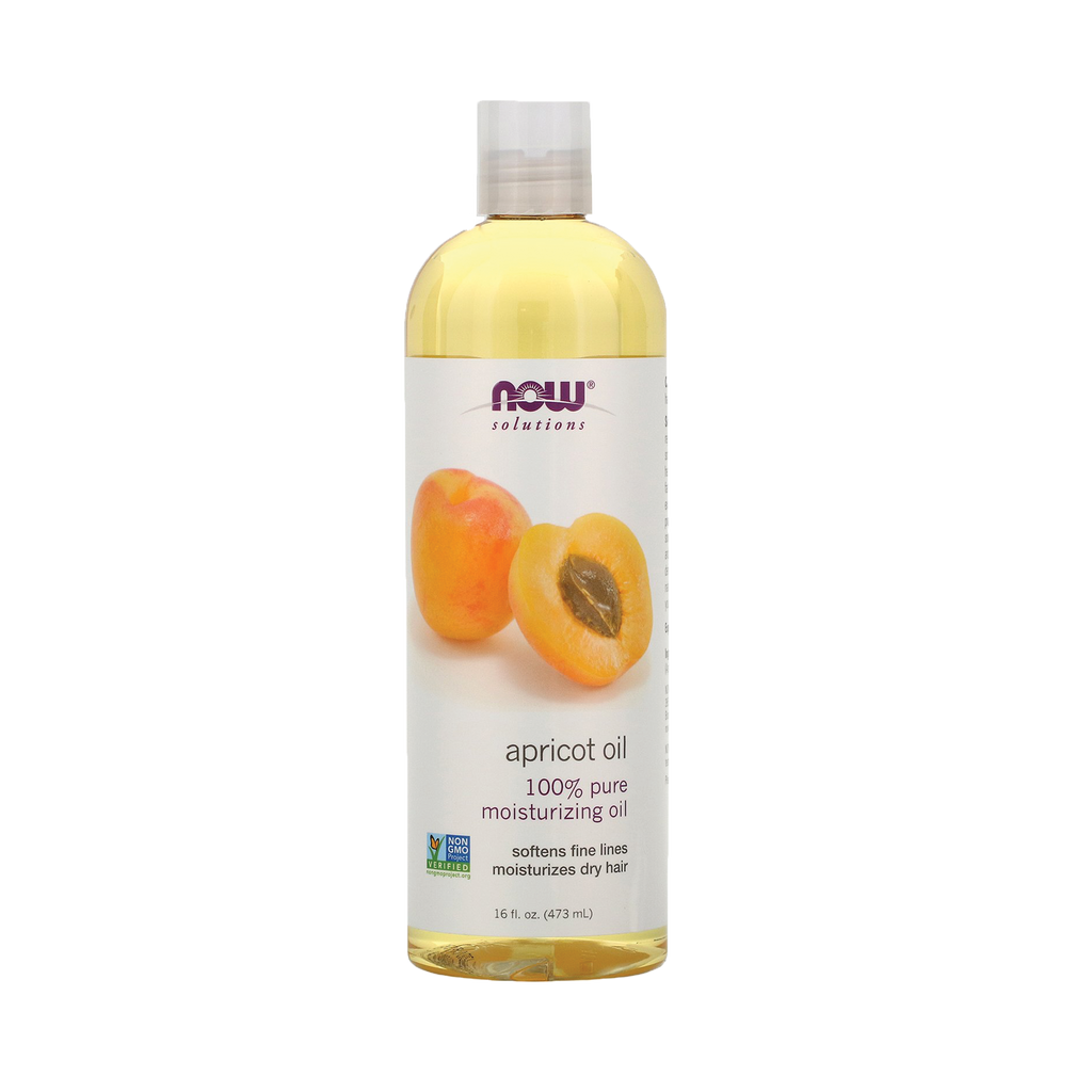 Apricot Oil - The Beauty Zone