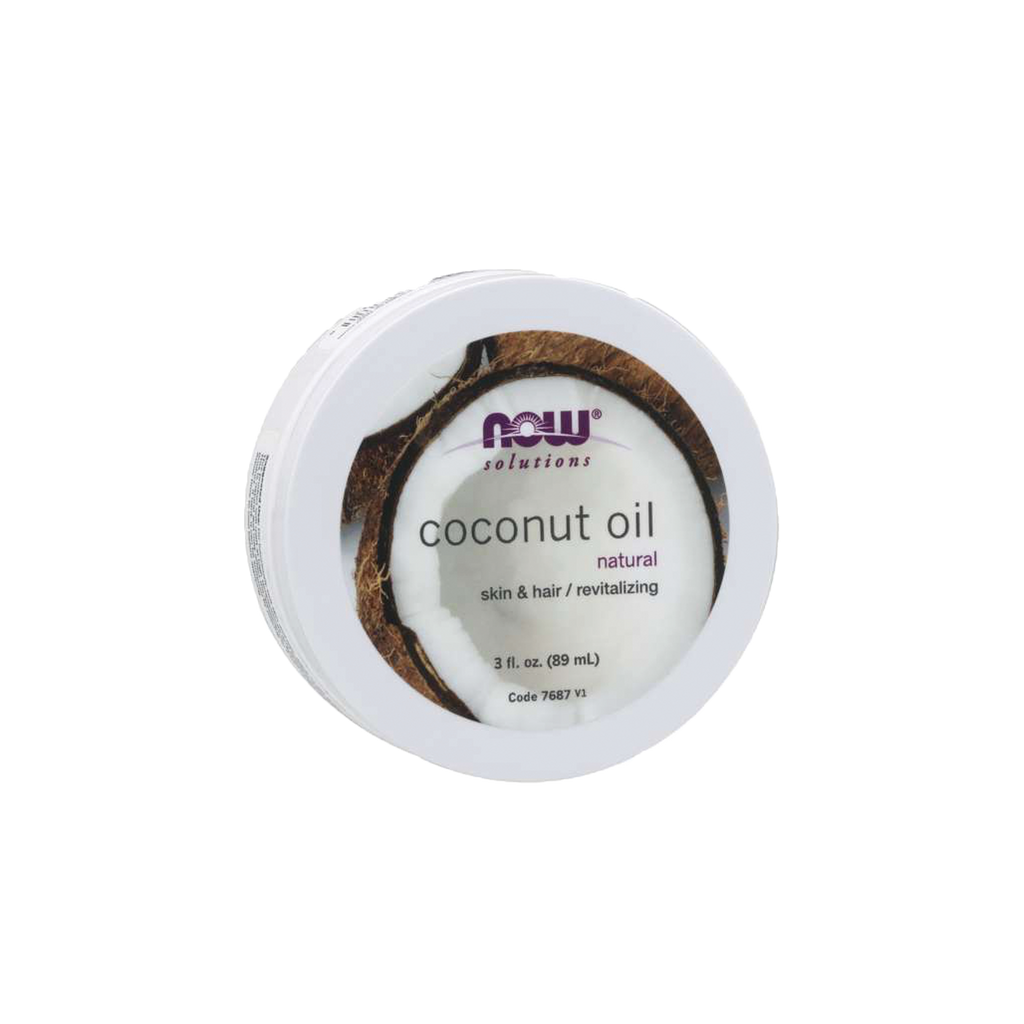 Coconut Oil - The Beauty Zone
