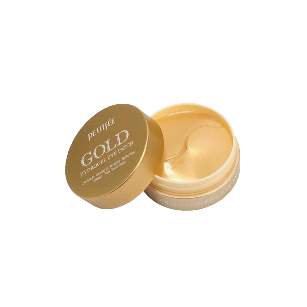 Gold Hydrogel Eye Patch - The Beauty Zone